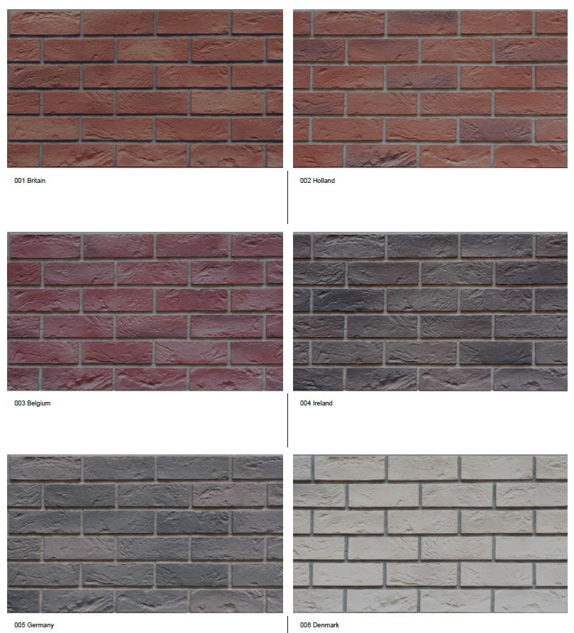 Фасадные панели Solid Brick